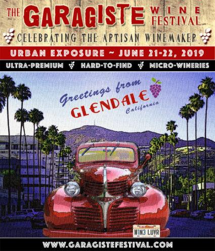 Garagiste Festival Poster